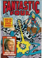 Fantastic Four #16 FN (1983) Marvel Comics UK