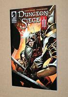 Dungeon Siege III 3 small Mini Comic