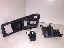 90 91 92 93 Toyota Celica Driver Power Window Lock Control Switch OEM Trim