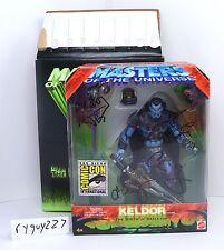 MOTU, Keldor, He-Man 200x, SDCC 2003, MOC, MISB, sealed box, figure