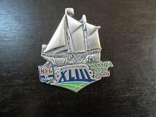 Super Bowl XLIII 2009 Lapel Pin NFL Alumni # 39 / 250 Steelers vs Arizona