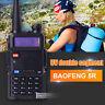 BaoFeng UV-5R 136-174/400-520 Dual-Band DTMF CTCSS DCS FM ham 2 way 5R radio
