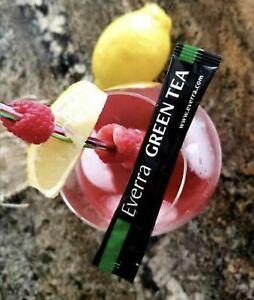 Everra Raspberry Lemonade Green Tea -Detox, Weight Loss, Anti Inflammatory Vegan