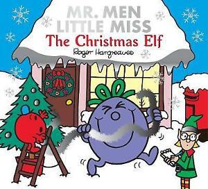 Mr. Men Little Miss The Christmas Elf, Hargreaves, Adam, New, Paperback Book