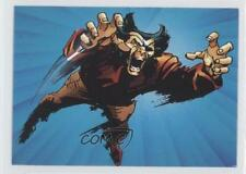 1992 Comic Images Wolverine: From Then 'Til Now II #83 Barbaric Card 1k3
