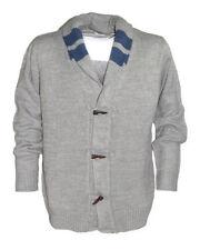 Herren-Pullover & -Strickware mit mittlerer Strickart und Knöpfen L