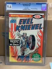 EVEL KNIEVEL #NN, (1974), Marvel Comics CGC 9.6