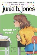 Junie B., First Grader: Cheater Pants (Junie B. Jones, No. 21)-ExLibrary