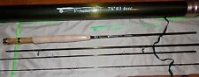 Fly Rod 3WT 7.5FT 4Pieces Trout Fly Fishing Rod  & Rod Tube FREE 3 DAY DELIVERY