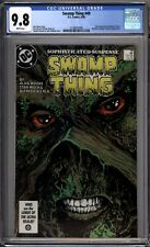 Swamp Thing 49 CGC Graded 9.8 NM/MT 1st Justice League Dark DC Comics 1986