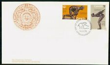 Mayfairstamps Canada Fdc 1975 Olympic Sculpture Combo First Day Cover wwh_72263
