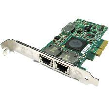 Dell Broadcom Gigabit Ethernet Dual Port PCIE Server Network Adapter Card G218C