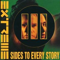 Extreme III sides to every story (1992) [CD]