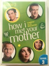 How i met your mother saison 3 COFFRET DVD NEUF SOUS BLISTER