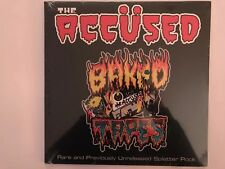 The Accused Baked Tapes Rare Splatter RockLp