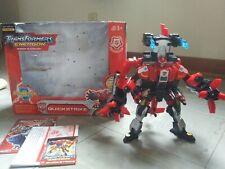 Transformers Energon Quickstrike COMPLETE