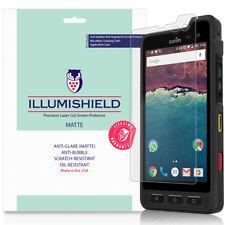 3x iLLumiShield Matte Screen Protector Anti-Glare for Sonim XP8