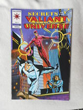 SECRETS OF THE VALIANT UNIVERSE 1 A 3 RUN COMPLET VO EXCELLENT ETAT / NEAR MINT
