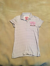 Womens Superdry Polo Shirt Size Large Good Condition, Plenty Life In It.
