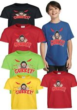 Gurkey Embudo Vision Fgeetv Camiseta Mujer Hombre Niños Unisex