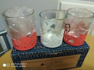 PARTYLITE 'HUMMINGBIRD' TRIO OF TEALIGHT HOLDERS - NEW IN BOX