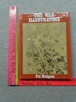 THE WAR ILLUSTRATORS - Pat Hodgson, Macmillan, 1977 (Combat Illustrators)