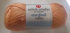 STITCH STUDIO NICOLE~Lot 3541907~PEACH PUFF Storybook Lullaby LIGHT 3 Yarn
