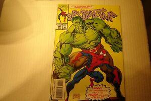 """Amazing  Spider-man #382 """"Hulk vs. Spidey"""" N/R 1993 High Grade"""