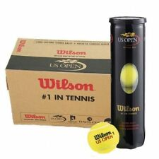 SIX DOZEN  WILSON US OPEN TENNIS BALL, BALLS  dpd 1 day delivery uk.