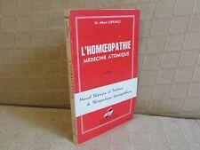 homéopathie médecine atomique par Leprince