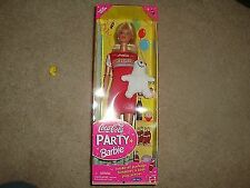 Coca-Cola Waitress 1998 Barbie Doll