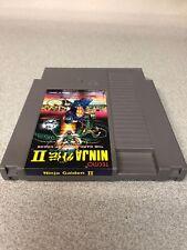 NES Nintendo Game Ninja Gaiden II 2