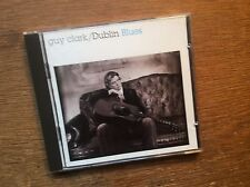 Guy Clark - Dublin Blues [CD Album] 1995
