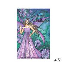 Sticker - Jessica Galbreth Fairy Just Believe Official Vinyl Decal Sd45