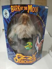 Ozzy Osbourne Bark at the Moon Collectible Rock Doll Limited Edition 1999 Mib