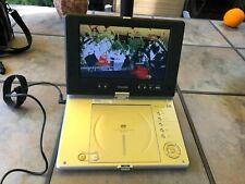 """Toshiba Sd-P2700 Portable Dvd Player (8.9"""")"""
