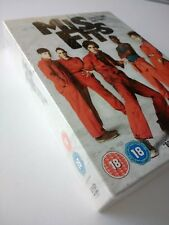 MISFITS - The Complete Series 1-2 (DVD Box Set)  NEW & SEALED