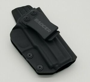 Sig Sauer P229 229 Holster IWB Concealment Right Hand Kydex Badger Holsters