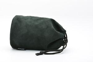 Genuine Nikon CL-1020 Black Soft Lens Case Pouch 55-300mm 70-300mm 105mm