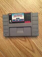 Super Mario All Stars Super Mario World Super Nintendo Snes BB1