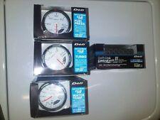 Defi Link Boost Water Temp Fuel Pressure 60mm gauges control unit V2