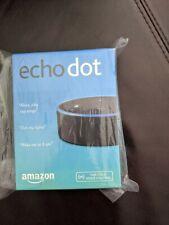 Amazon Echo Dot - 2nd Generation - Smart Speaker - Alexa Enabled - Black - New