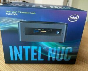 Intel NUC8i7BEH i7 48GB RAM 1TB SSD w box