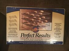 Wilton Perfect Results Set of 3 Stacking Cooling Rack Grids Wire Cookies
