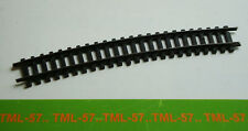 Voie ARNOLD N - Code 80 - Rail courbe grd Rayon - R 400 mm - 24 trav - Lot de 3