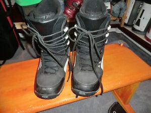Morrow Snowboardboots gebraucht Snowboard Boots, Gr: 39,5 mit Gebrauchsspuren