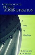 Introduction to Public Administration : A Book of Readings by E. W. Russell and…