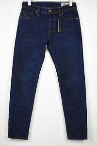 RRP€160 DIESEL LARKEE-BEEX 084ZC Men W31/L34 Faded Tapered Stretch Jeans 14895