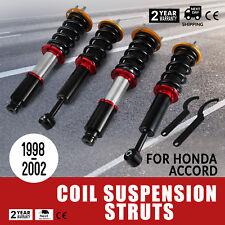 pretty Full For Honda Accord 1998-2002 Coilover Damper Coil Suspension Struts so