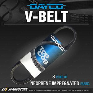Dayco Alternator/Gen Belt for Volkswagen 1500 1600 1200 1300 Beetle FE6TC 1.5L